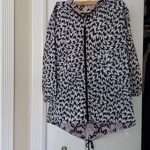 VANS RARE Reversible hooded jacket